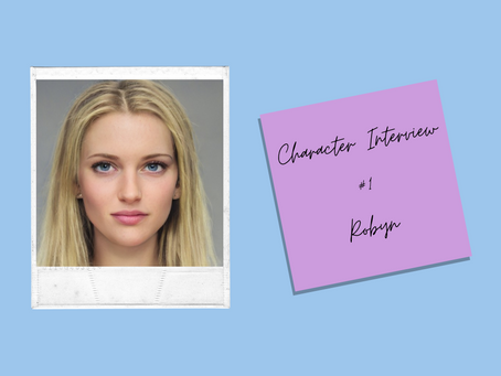 Character Interview #1