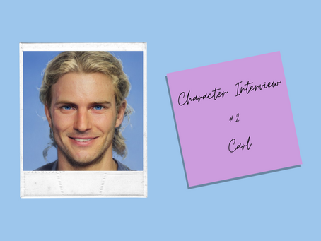 Character Interview #2