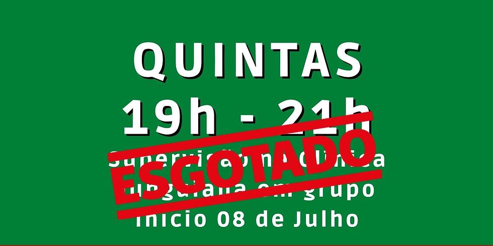 Supervisão Analítica Online - Quinta das 19h às 21h