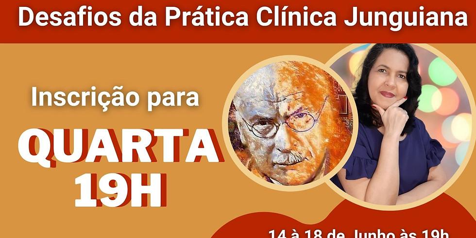 Quarta-feira  Prática Clínica Junguiana