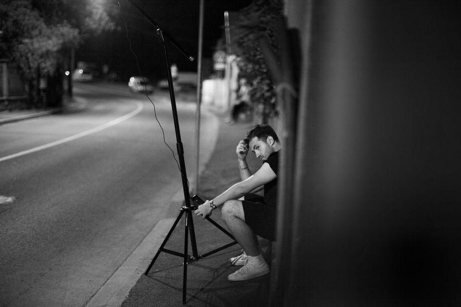 Still filming at 2am