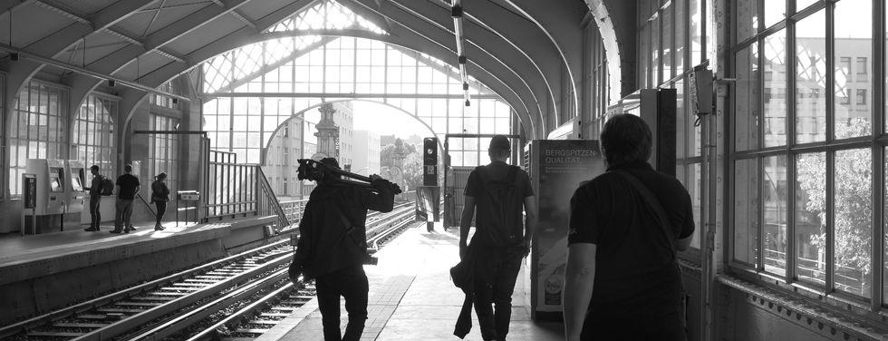 The S-Bahn, Berlin