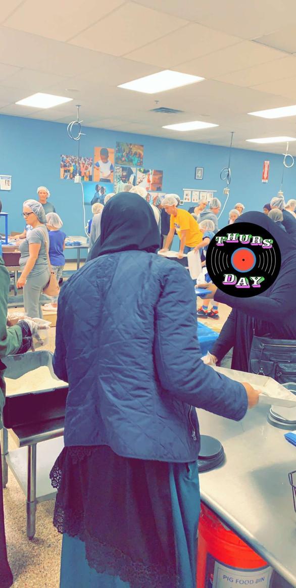 Volunteer Event May 2019