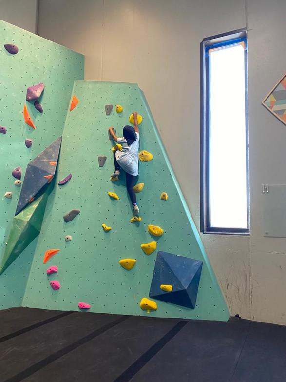 Rock Climbing January 2020