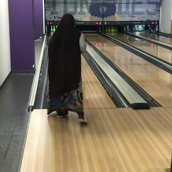 Bowling Event October 2018