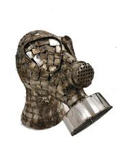 Sam Penaso Gas Mask 2