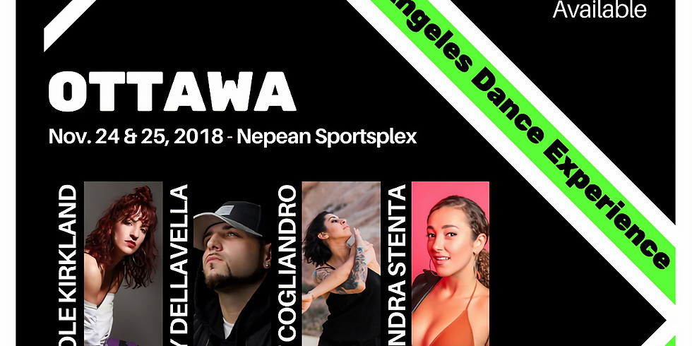 OTTAWA - Art n' Soul Dance Convention