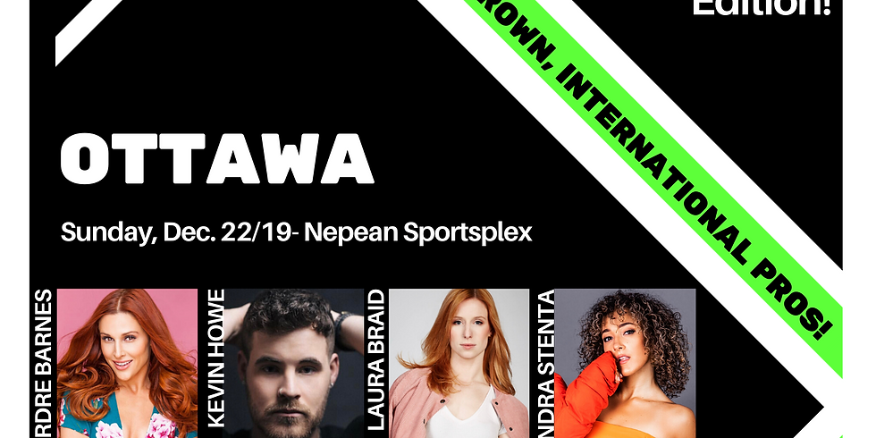 OTTAWA 2019 - Art n' Soul Dance Convention