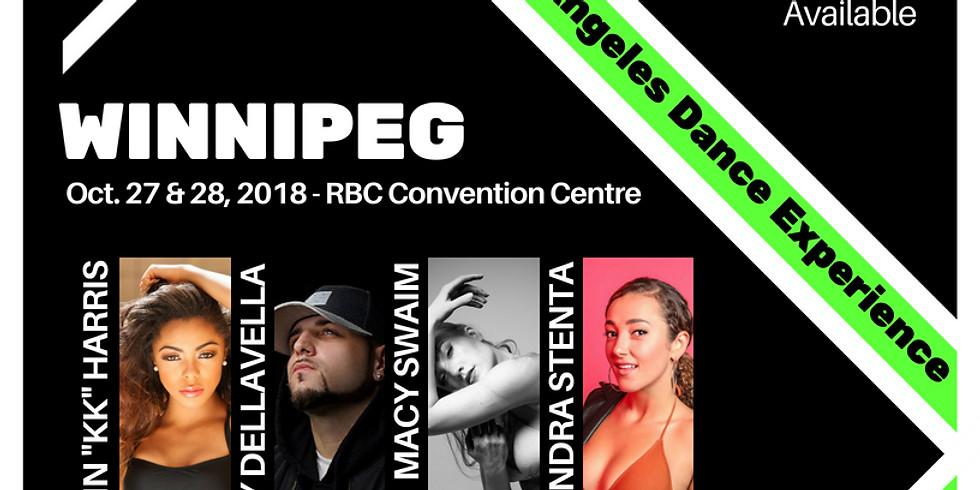 WINNIPEG - Art n' Soul Dance Convention