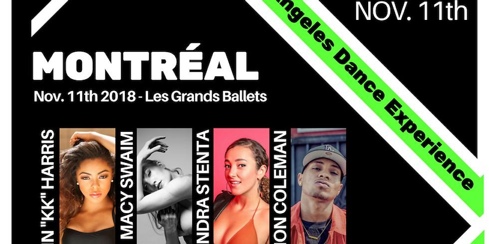 MONTRÉAL - Art n' Soul Dance Convention