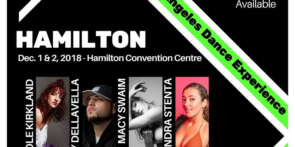 HAMILTON - Art n' Soul Dance Convention