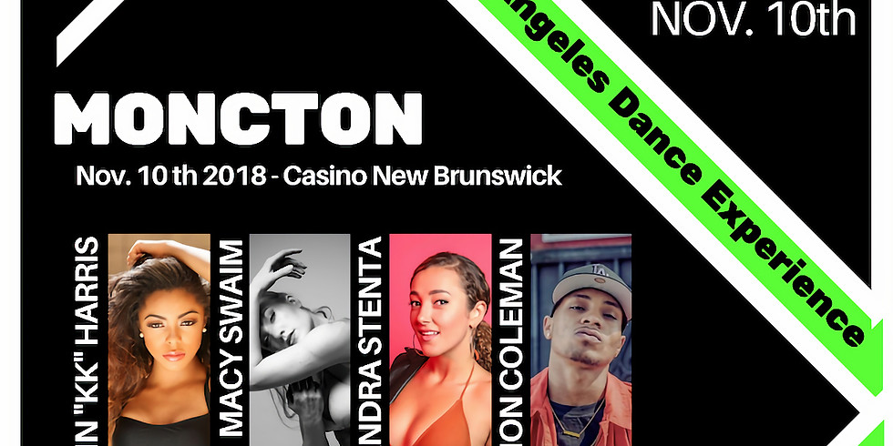 MONCTON - Art n' Soul Dance Convention