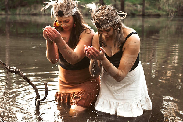Wala Connections Aboriginal Water Dance