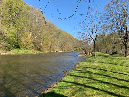 Vote Buffalo Creek for PA River of the Year
