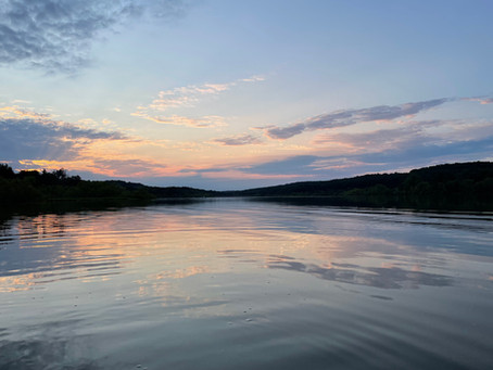 New Fishing Spot!  Glade Dam Lake