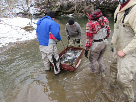 PA Fish Commission Important Dates 2021