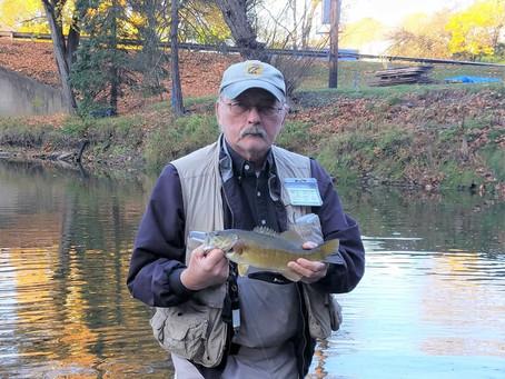 Pine Creek Stream Report by Jack Kearney