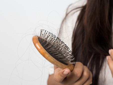 Seasonal hair loss - How to beat it
