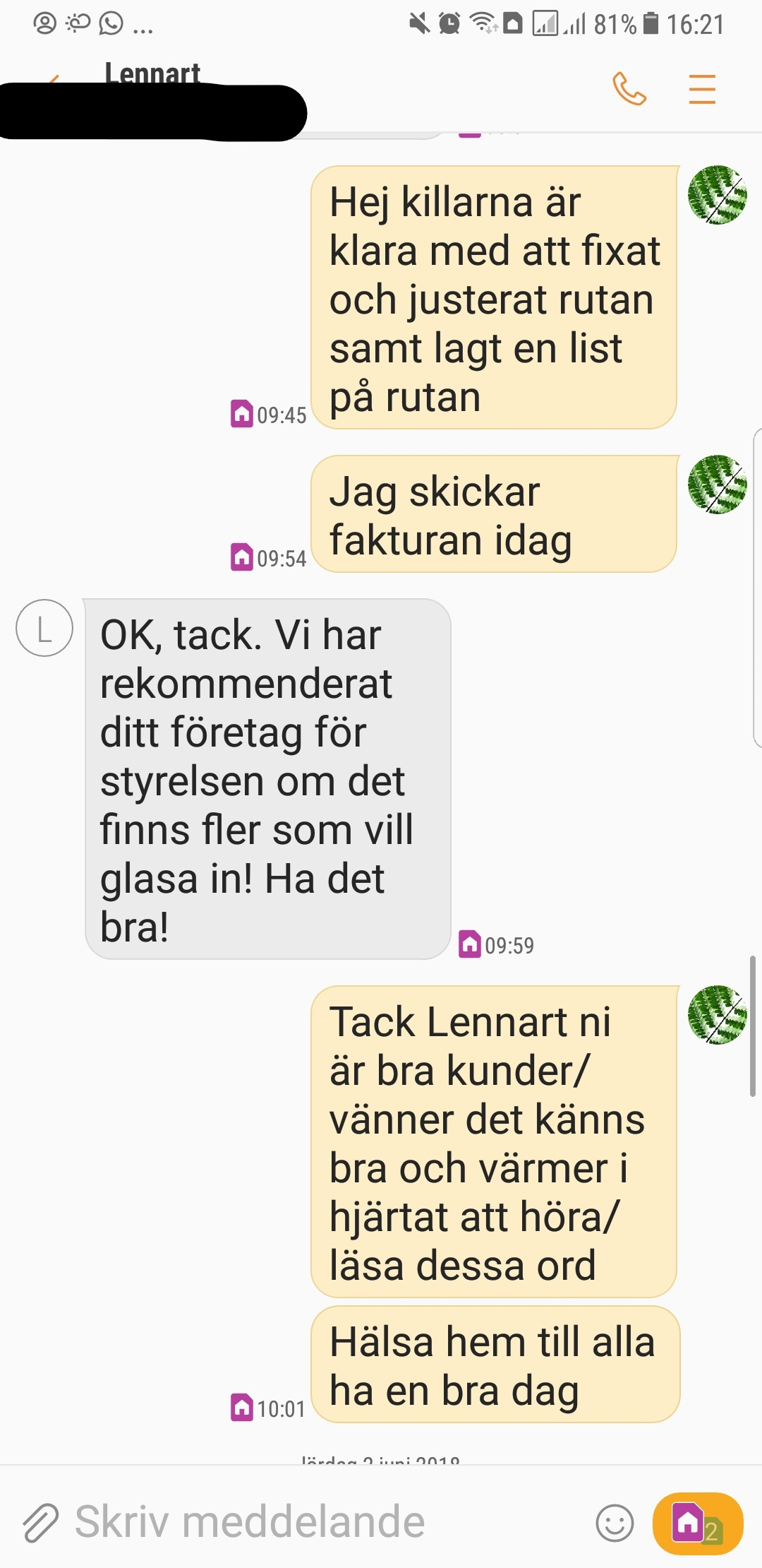 Nöjd Kund Linköping