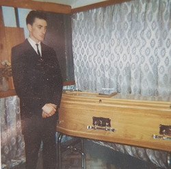 Young David Butcher