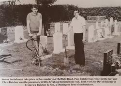 Young Chris & Paul Butcher