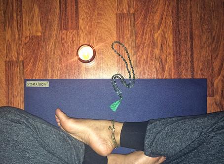 Ma découverte de la méditation