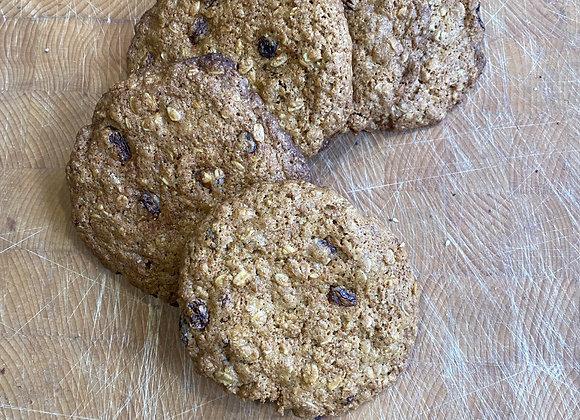 Haverspelt koeken