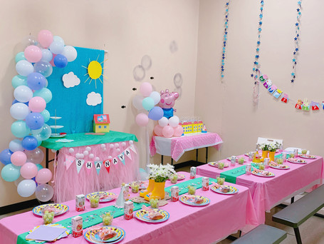 Peppa Pig Deluxe Party