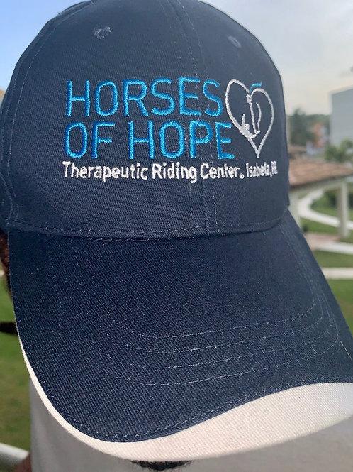 Horses of Hope Baseball Cap