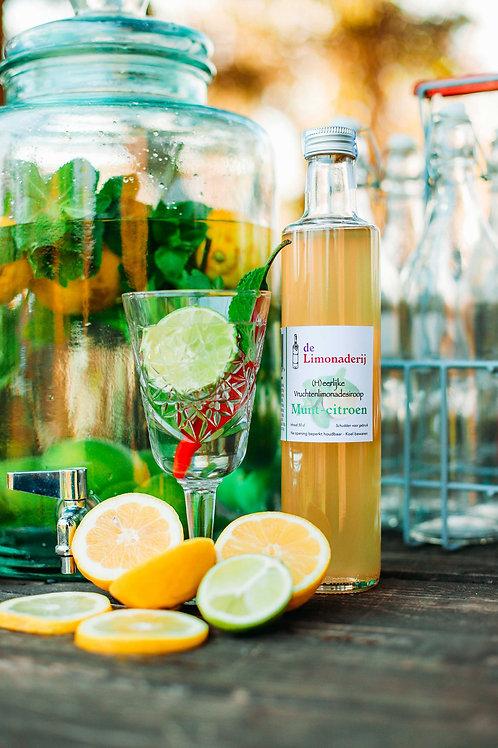 Lemonade - Munt & Citroen