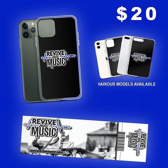 Revive the Music iPhone Case Bundle