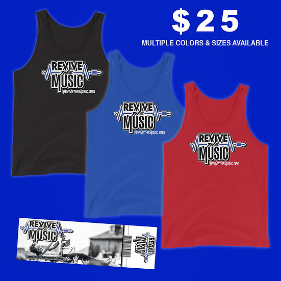 Revive the Music Signature Tank!