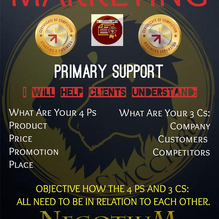 Marketing/      Making