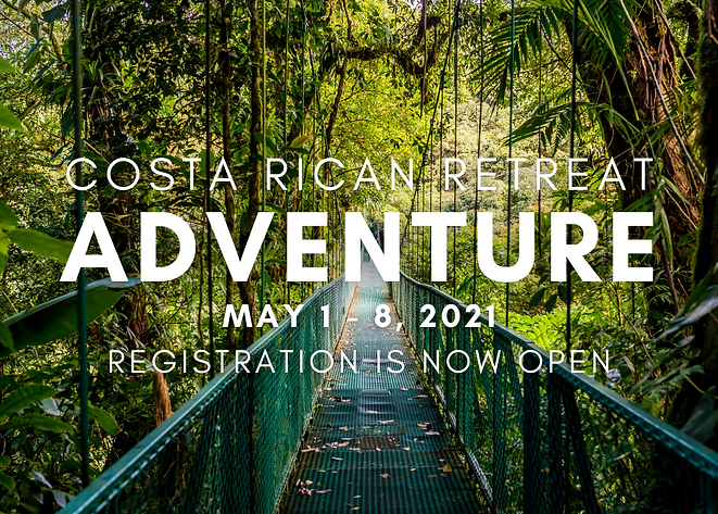 Costa Rican Adventure Retreat