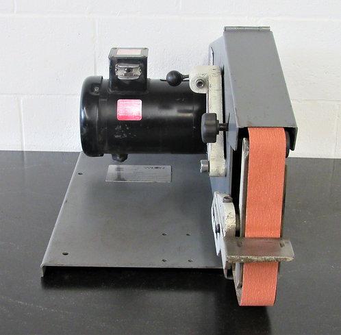 """Wilton 2"""" x 72"""" Model 4103 Square Wheel Belt Grinder, #G-022"""