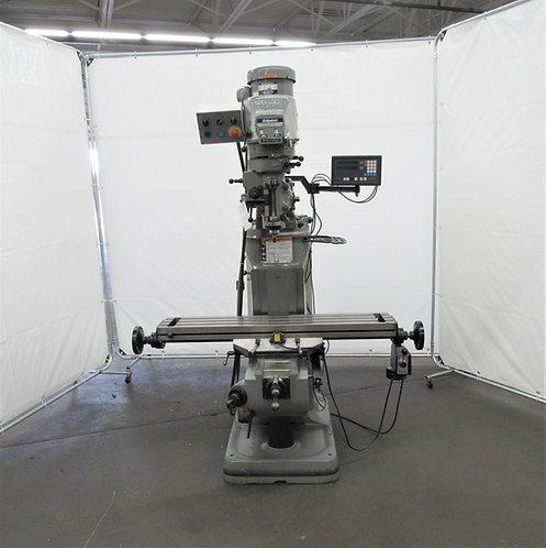 "Bridgeport Series I Legend Vertical Mill, 9"" x 48"" Table, #M-013"