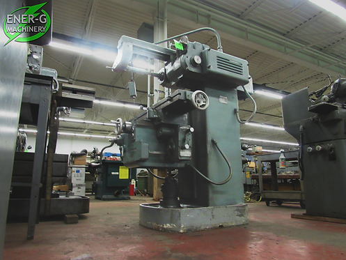 Van Norman 1R-3-22 Universal Horizontal/Vertical Milling Machine , #M-046
