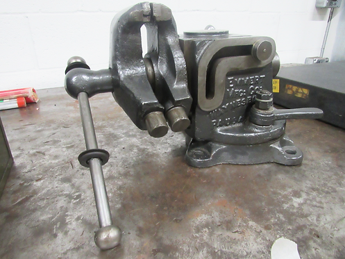 Emmert 4a Machinist Vise, #V-002
