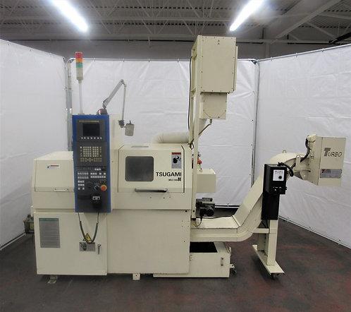 Tsugami BE18 Swiss Screw Machine Lathe, #L-055