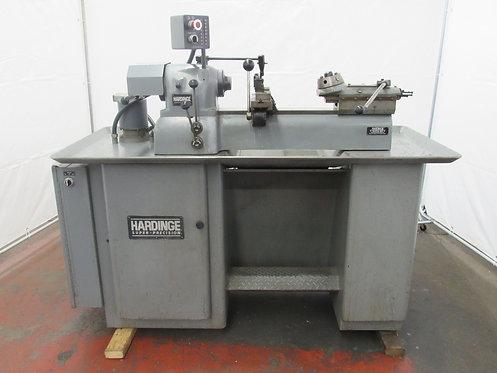 Hardinge Super Precision Tool Room Turret Lathe DV-59, #L-065