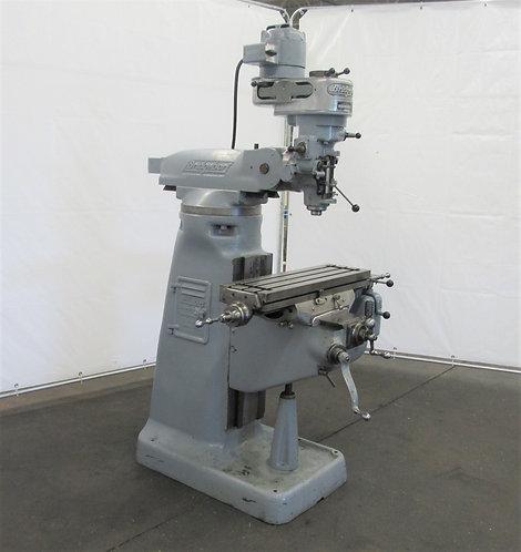 Bridgeport Series I J-Head Vertical Milling Machine, #M-094