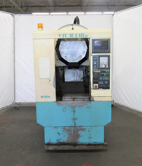 Kira VTC 30 Elite 3 Axis CNC Machining Center, #M-093