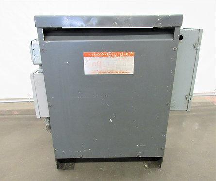 General Electric 30 KVA, 3 Phase Transformer, 480-208 / 120, #E-013