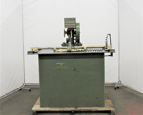 Di-Acro # 18 E Stylus Turret Punch Press, # P-017