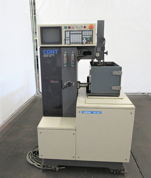 Brother HS-300 Traveling Wire Type EDM, # E-016