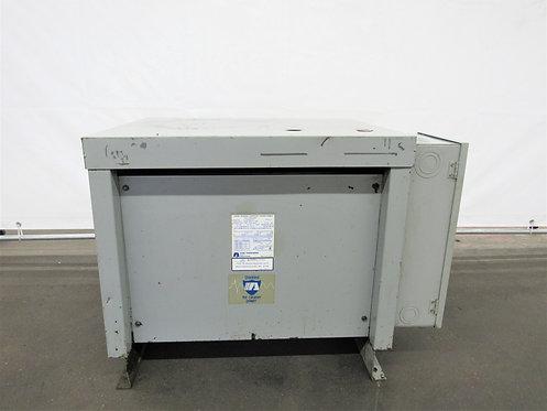 Acme 30 KVA, 3 Phase Transformer,  480/240, #E-005