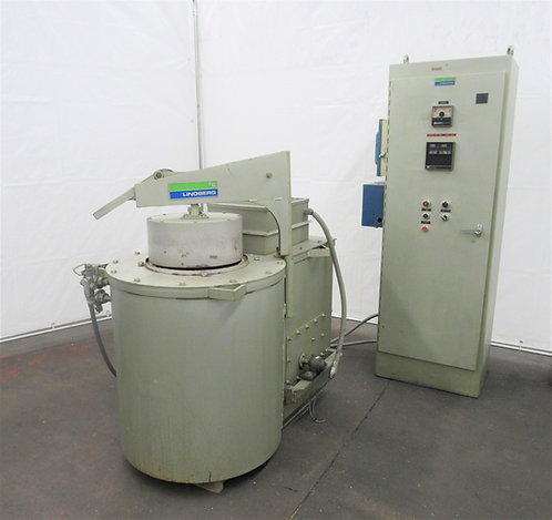 Lindberg Cyclone 1,250⁰ F 1216 Electric Tempering Pit Furnace