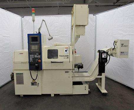 Tsugami BE18 Swiss Screw Machine Lathe, #L-063