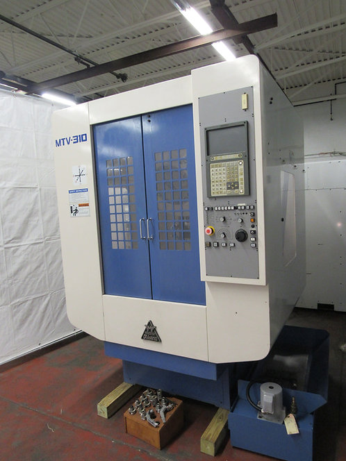 Miyano, Robodrill, Vertical 3-Axis Machining Center Mill, #M-084