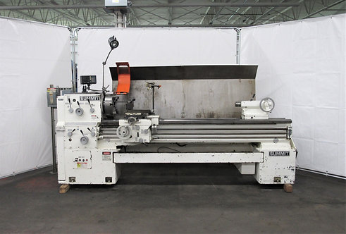 "Summit 19-4"" x 80"" Gap Bed Engine Lathe, #L-061"